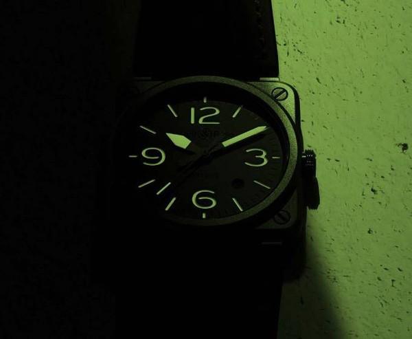 柏莱士全新两款BR03-92腕表,只为旅行爱好者