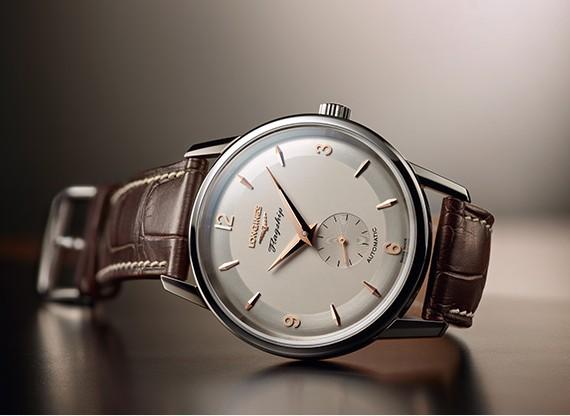 浪琴军旗推出60周年限量腕表