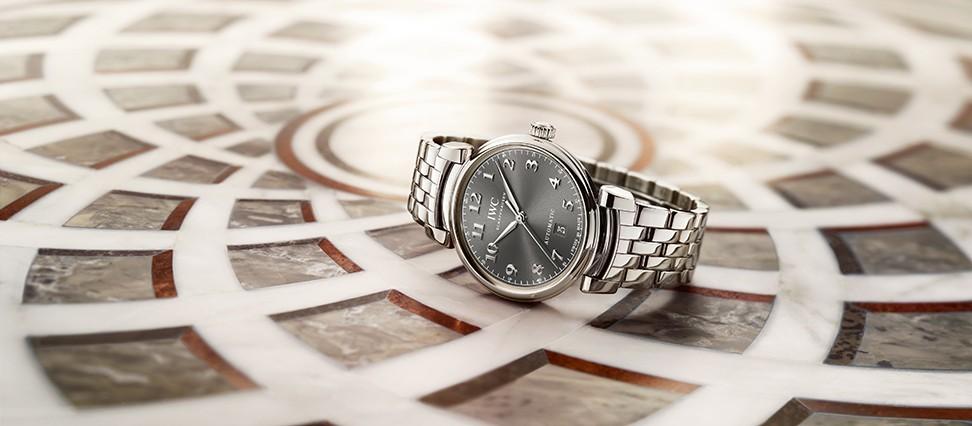 【图】万国达文西自动腕表,诠释简约魅力