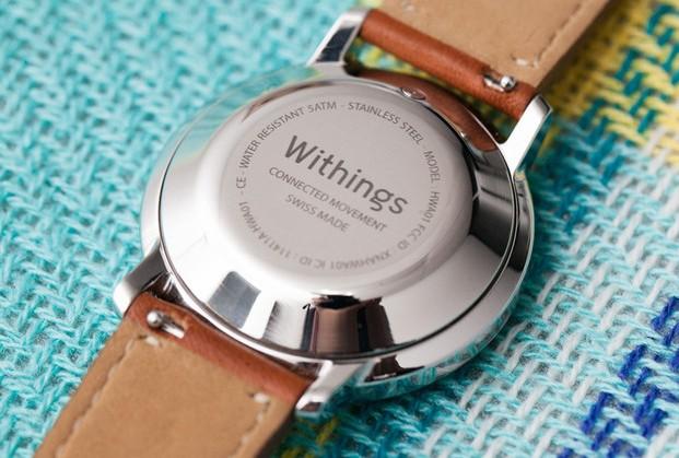 【智能手表】诺基亚将推Withings手表新品