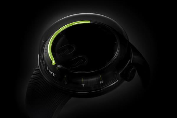 【HYT 手表】HYT 推出全新Ho腕表
