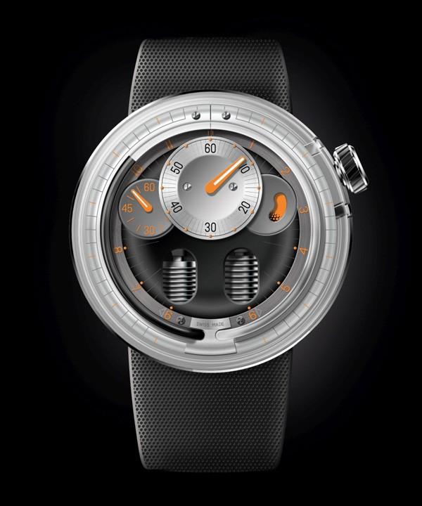 回归本源,HYT 推出全新Ho腕表