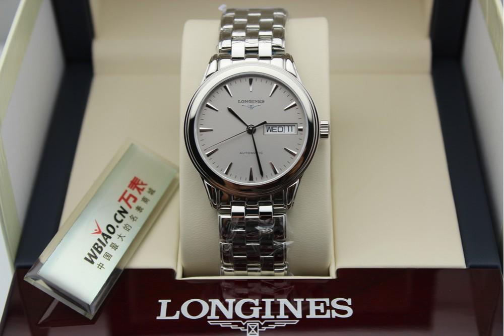浪琴longines-军旗系列 L4.799.4.72.6 机械男表