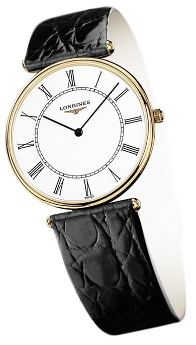 男士皮带手表 超薄表款推荐:瑞士浪琴嘉岚系列