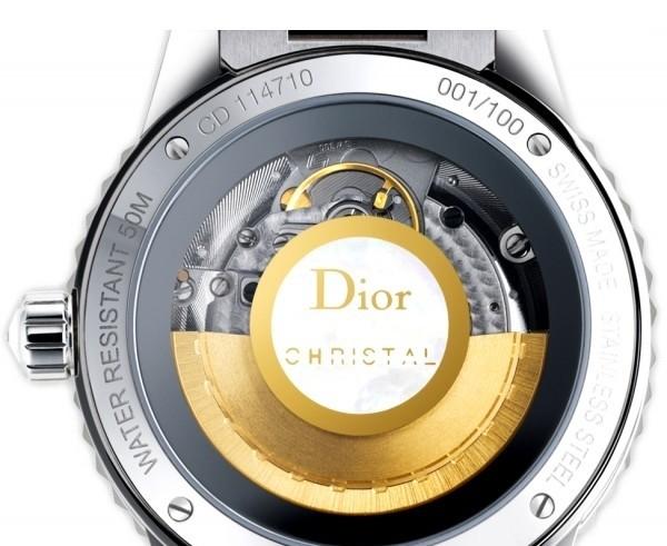 迪奥Dior Christal系列CD114710M001女士机械表