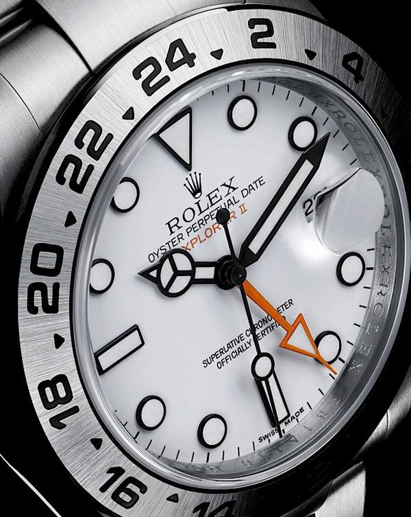 劳力士探险家型 II 系列 216570-77210白色腕表