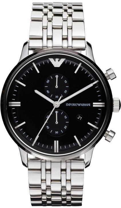 阿玛尼手表标识,精炼和优雅的新style