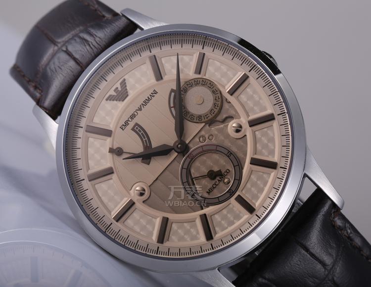 阿玛尼Armani-时尚男表系列 AR4660 机械男表
